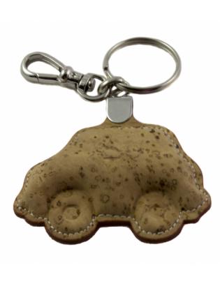 Porte-clés silhouette voiture