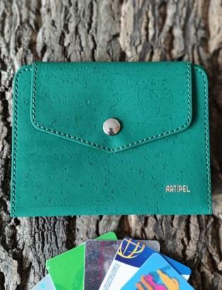 Porte  carte Onor vert
