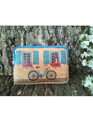 Porte-monnaie Elvas Bicyclette