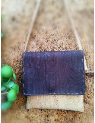Pochette balade brun