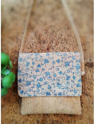 Pochette balade bleuets