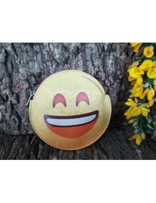 Porte-monnaie Smiley Sourire