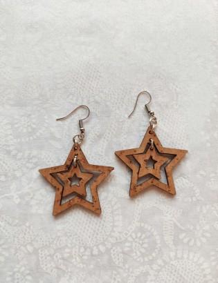 Boucles d'oreilles de la constellation d'Orion