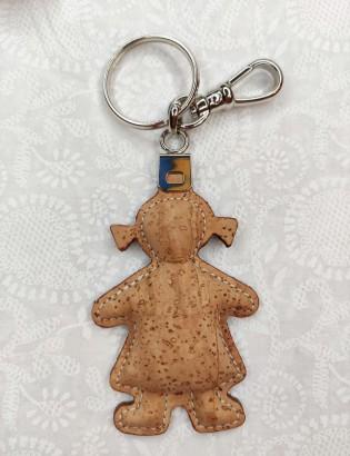 Porte-clés fillette