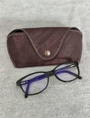 Etui à lunettes semi-rigide...