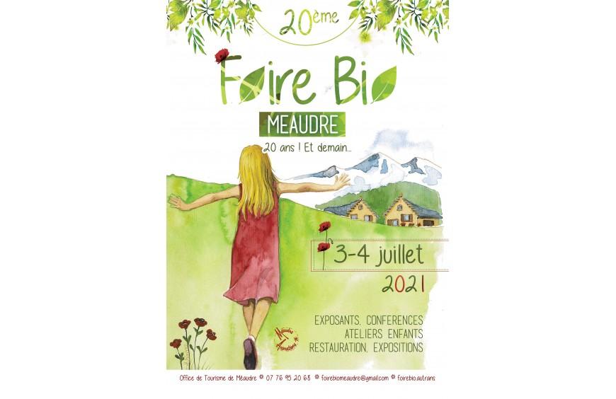 20ème Foire Bio de Méaudre en Vercors