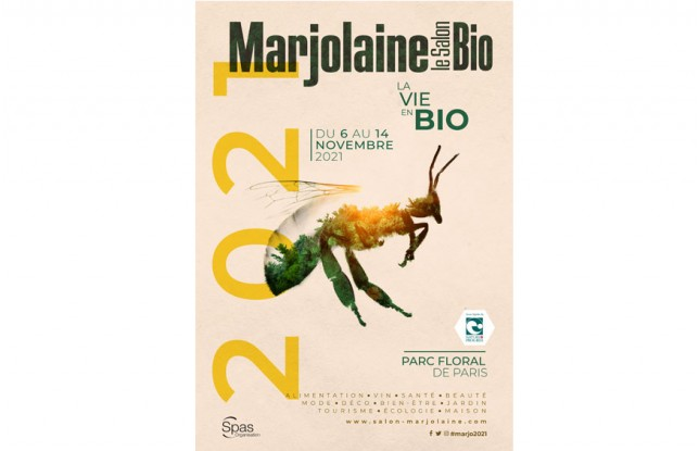 Marjolaine le salon Bio - Paris